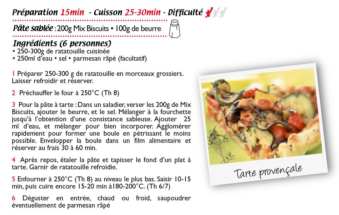 tarte provencale sans gluten supplex