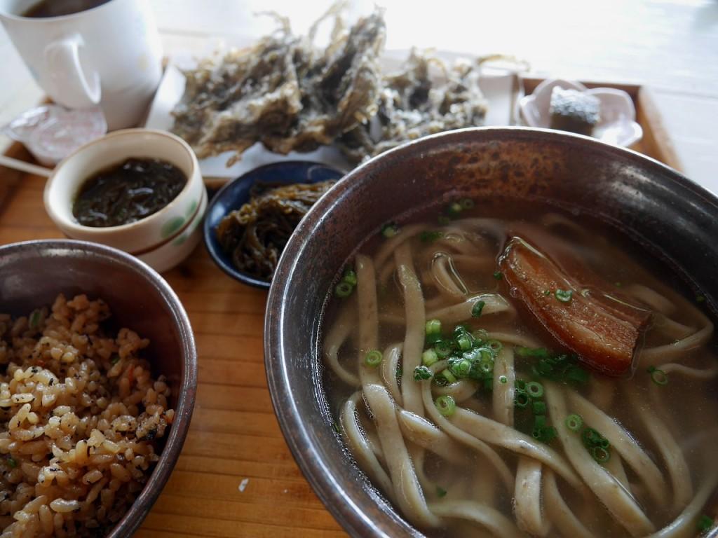 algues marines cuisine