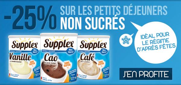 Promotion game petits déjeuners sans sucre