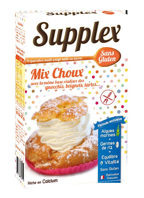 Mix choux sans gluten