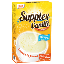 Supplex VANILLE L'Original 250 g