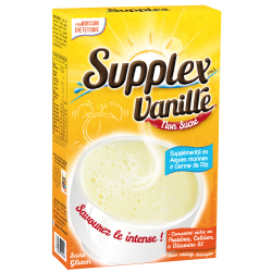 Supplex Vanille Non Sucré* & Intense