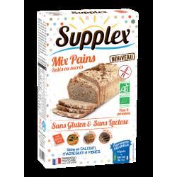 MIX PAINS - Sans Lait Sans Gluten