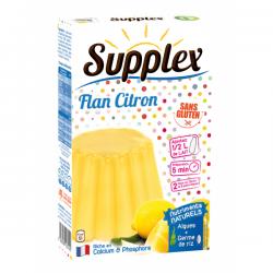 Flan Citron Non Sucré