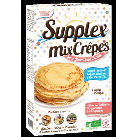 Mix Crêpes SANS GLUTEN
