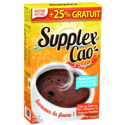 SUPPLEX CAO 800G + 25%