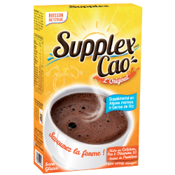 Supplex CAO 400g 2+1 gratuit